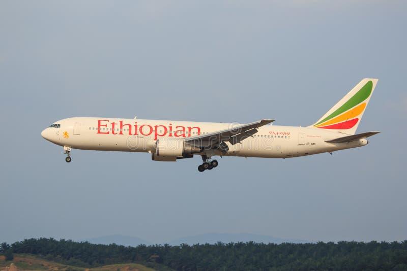 Ethiopien 767 photographie stock