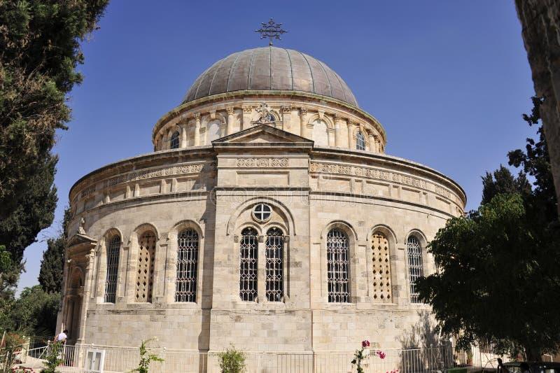 Ethiopische kerk. stock afbeelding
