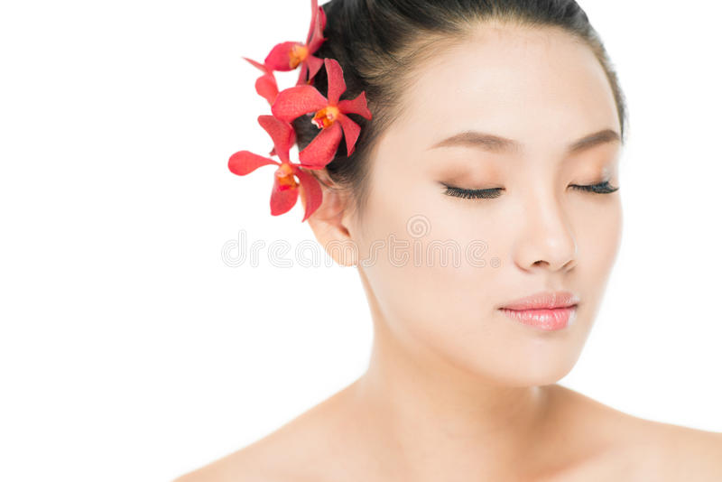 Download Ethnic beauty stock photo. Image of glamorous, adorable - 29337234