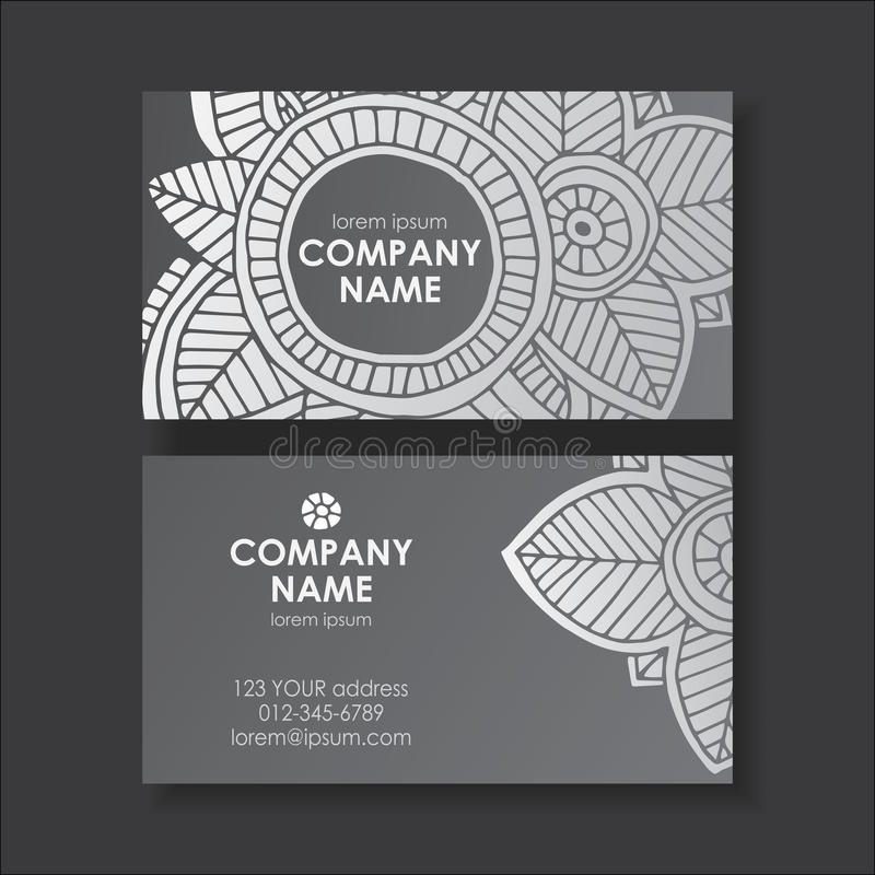 Ethnic business card stock vector illustration of company 70331736 download ethnic business card stock vector illustration of company 70331736 colourmoves