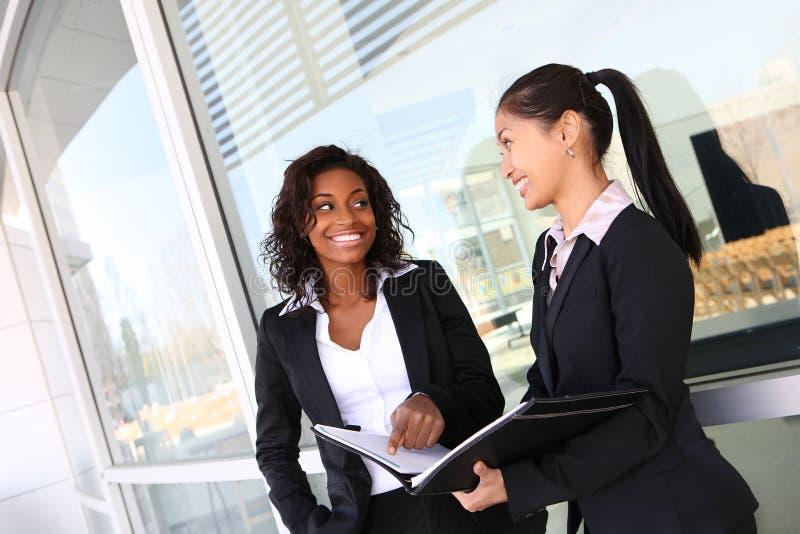 Ethnic Business Woman Team stock photos