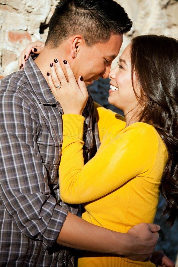 Download Ethnic couple stock image. Image of ethnic, looking, cute - 23138545