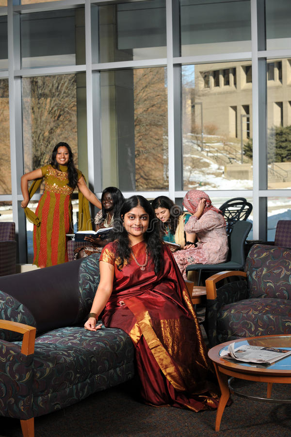 Ethnic Group of Female Students