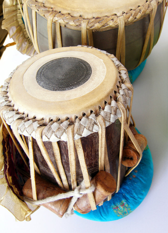 Download Ethnic indian drums Tabla stock image. Image of asia, craftsmanship - 5819557