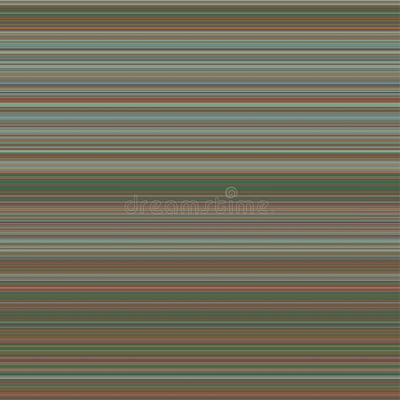 Ethnic Lines Background. Background of varying shades of brown, green, blue lines for use in website wallpaper design, presentation, desktop, invitation or royalty free illustration