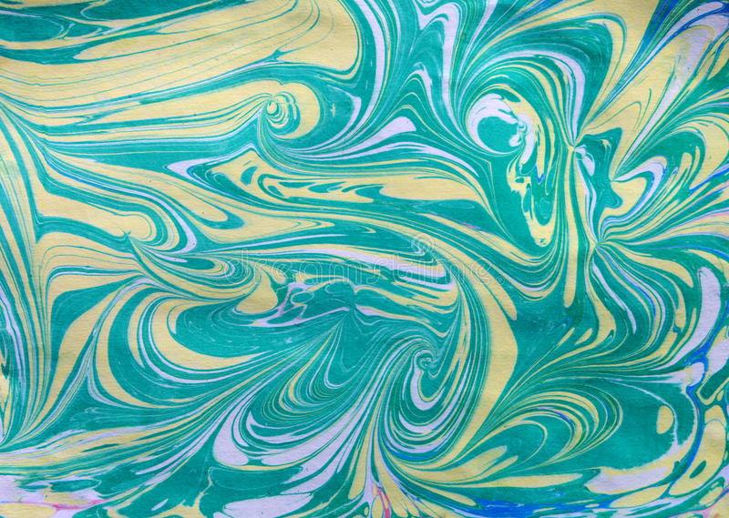 Ethnic marble abstract pattern royalty free stock photo