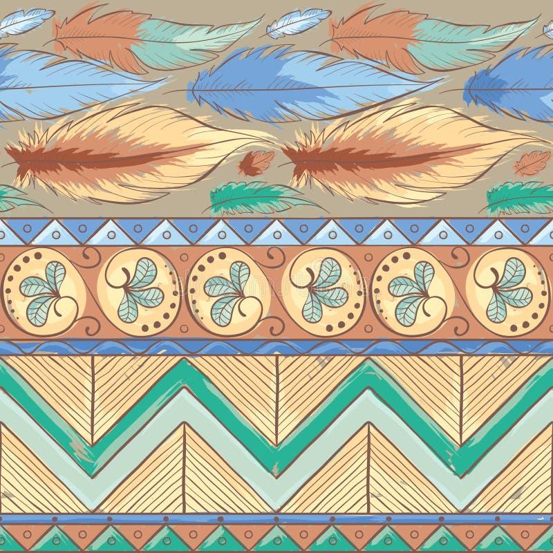 ethnic ornaments vector illustration