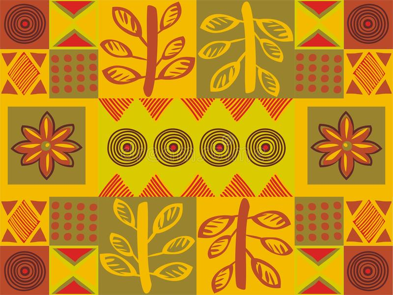 Download Ethnic pattern stock image. Image of pattern, wallpaper - 14052363