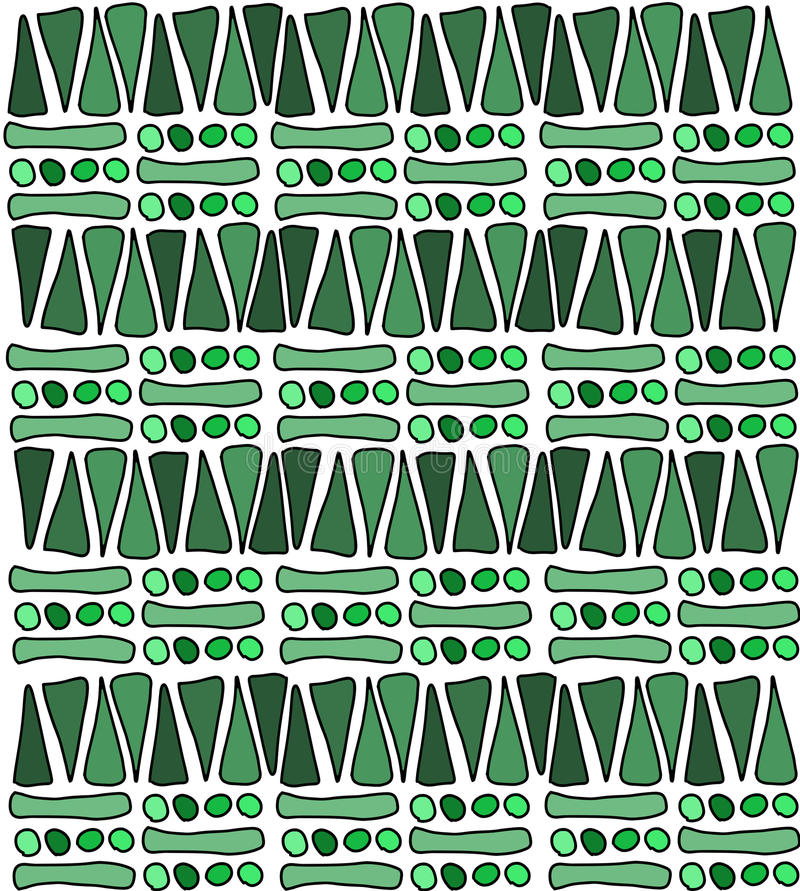 Download Ethnic patterns stock vector. Illustration of traditional - 21369853