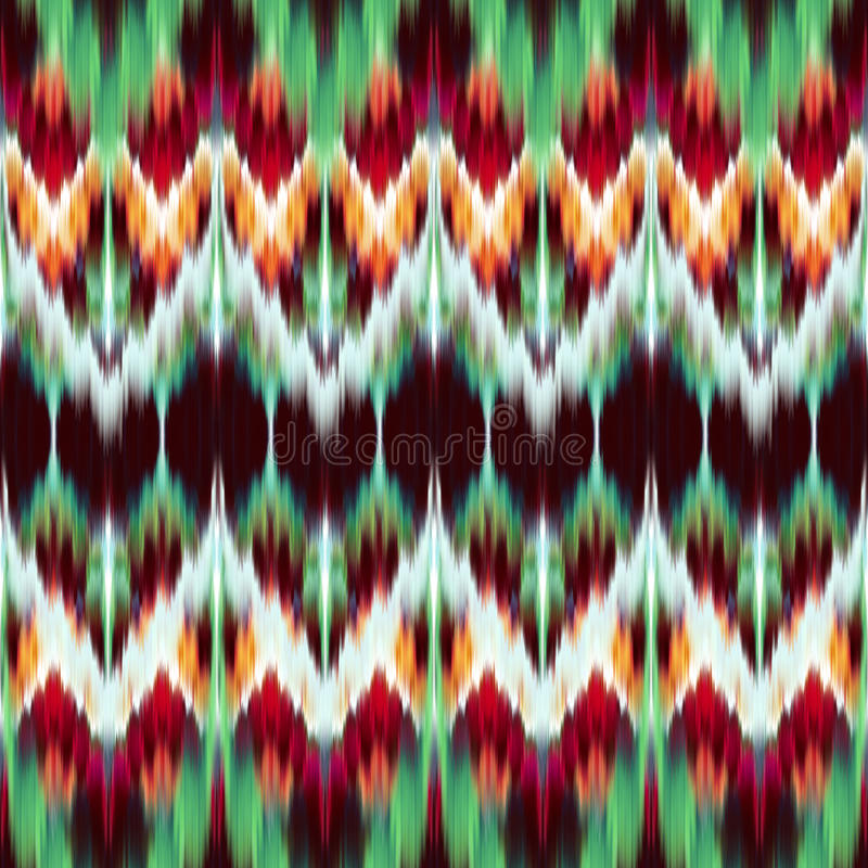 Free Ethnic Seamless Fashion Pattern Royalty Free Stock Image - 30311536