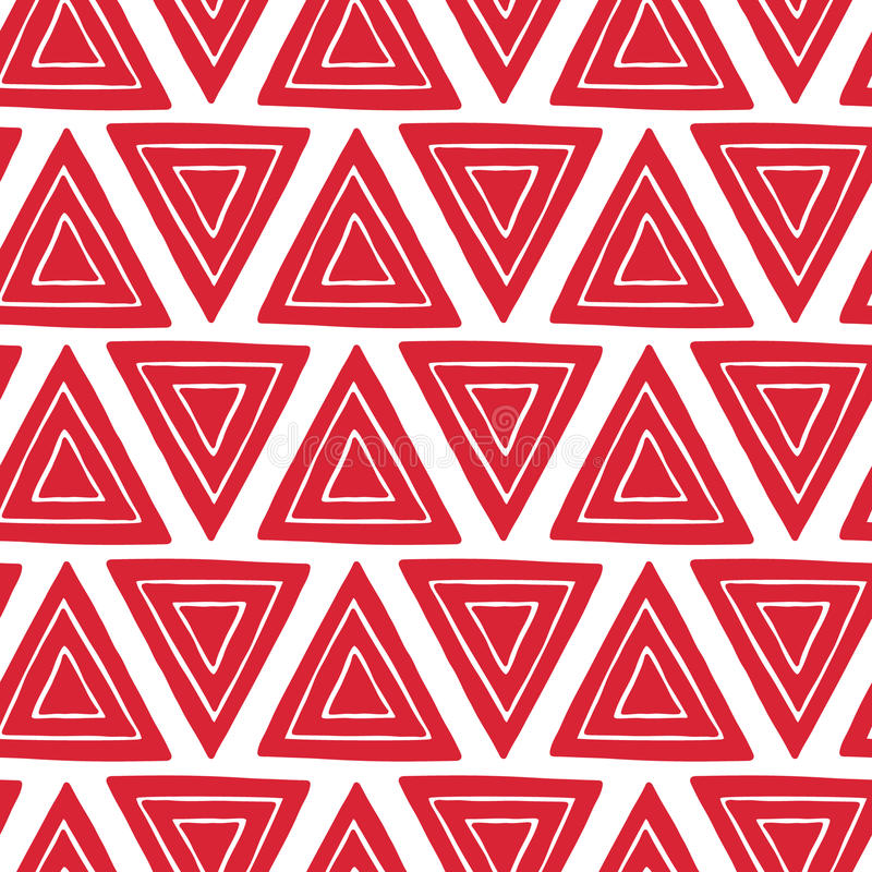 Ethnic seamless pattern royalty free stock photo