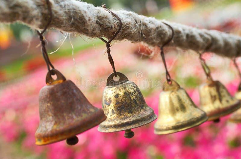 Ethnische Glocken lizenzfreie stockfotos