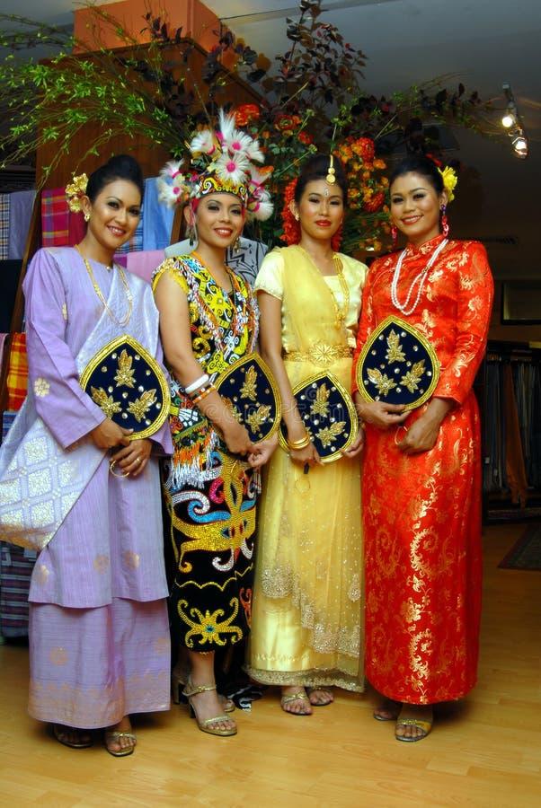 Ethnische Malaiianer lizenzfreie stockfotografie