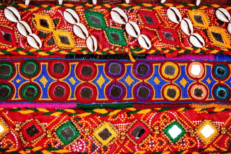 Ethnischer Rajasthan-Gurt stockfotos