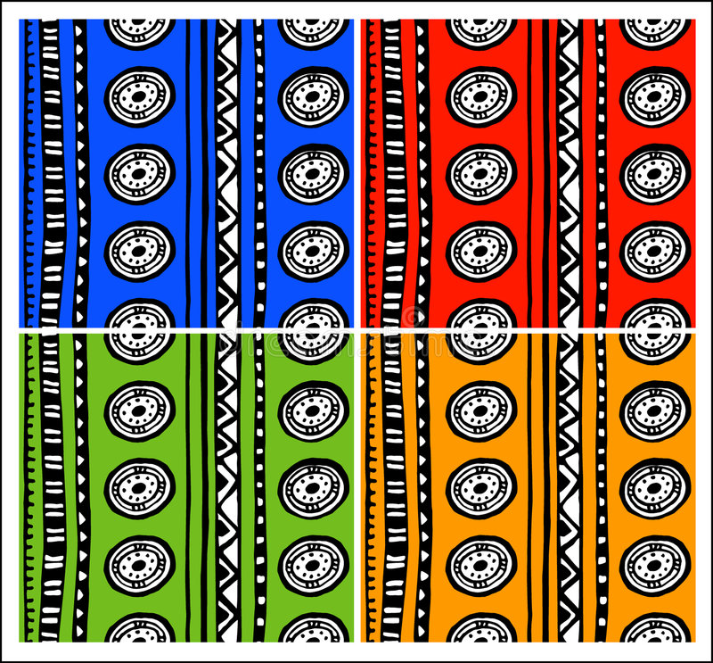 Download Ethno patterns stock vector. Illustration of ornament - 8161934