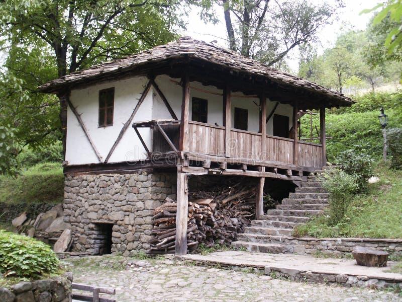Ethnographic complex Etara. Bulgaria stock image