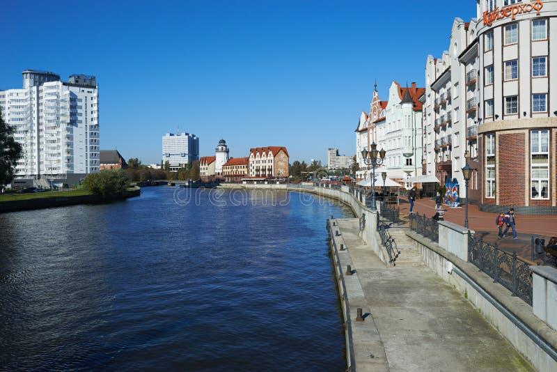 Download Ethnographic Och Handelmitt. Kaliningrad Redaktionell Foto - Bild av gata, utomhus: 37344865