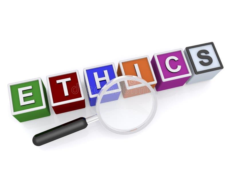 etica immagini stock