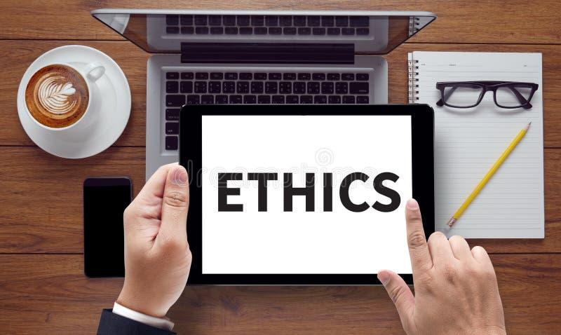etica fotografie stock libere da diritti
