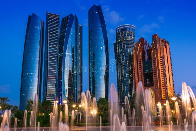HOTEL 5 STAR : Jumeirah at Etihad Towers Hotel | Abu Dhabi