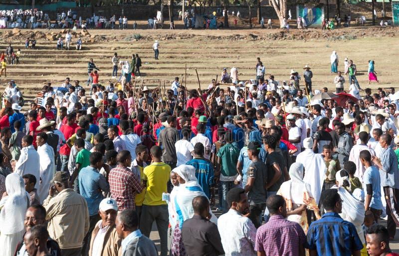 Etiopia obrazy stock