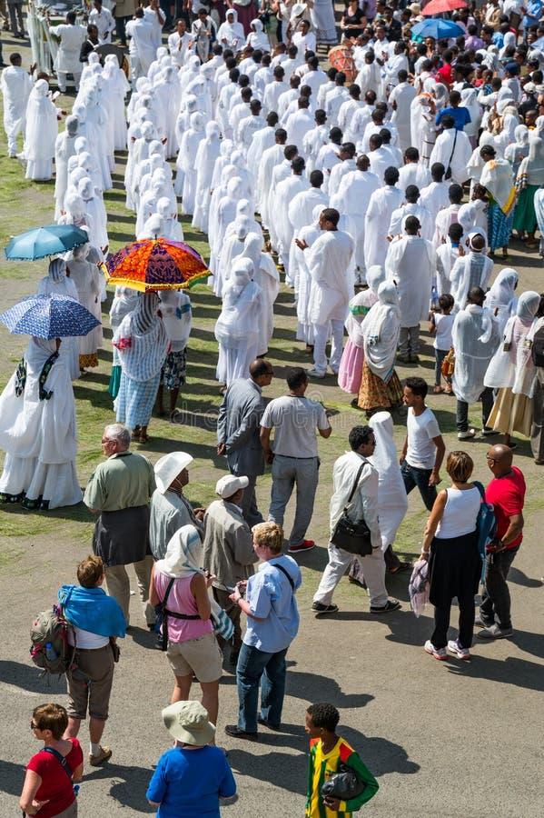 Etiopia fotografia stock