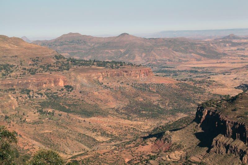 Etiopisk Skotska högländerna arkivbilder