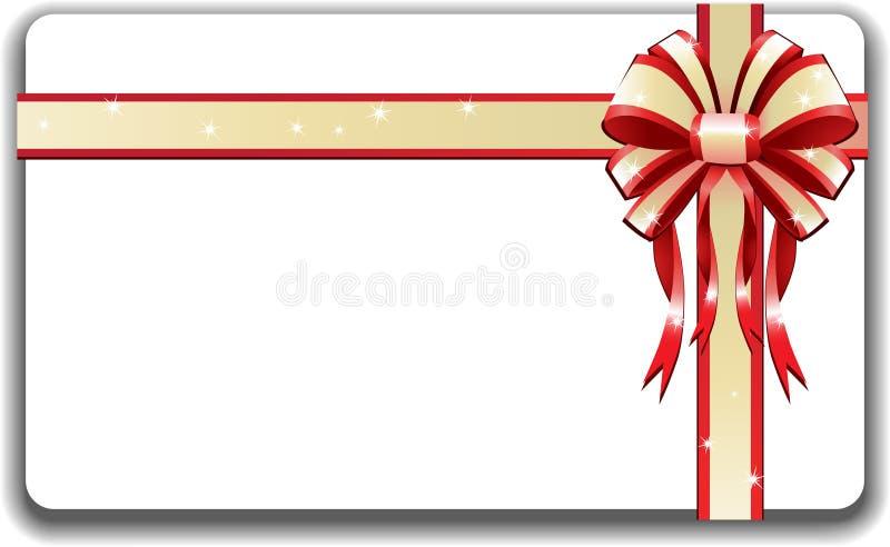 Etiqueta abstracta del regalo del vector. libre illustration