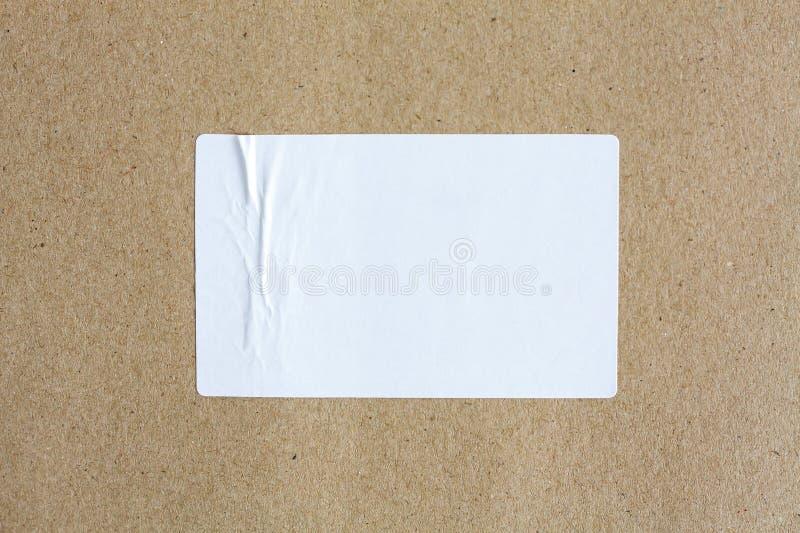 Etiqueta das etiquetas foto de stock