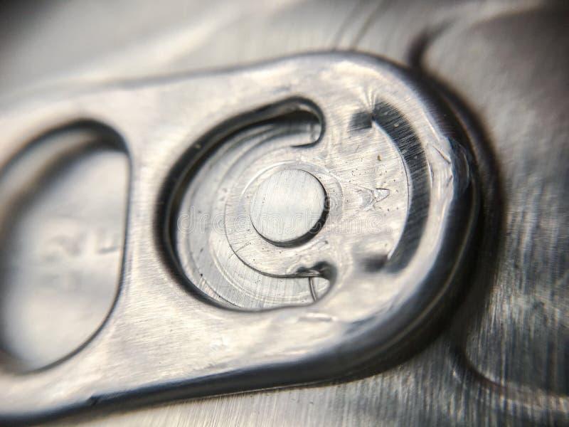 Etiqueta del estallido para abrir cierre de la poder de soda imagenes de archivo