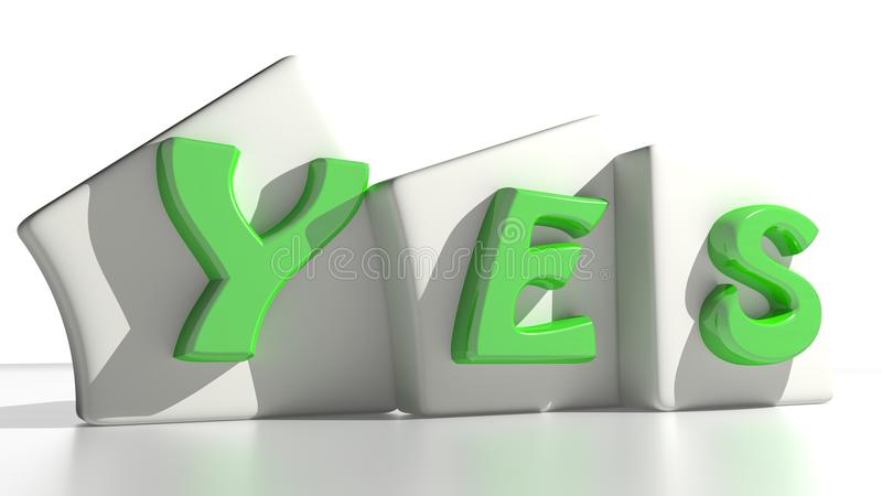 Etiquetas SIM verdes ilustração royalty free