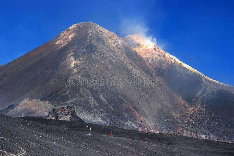 Etna stock photos