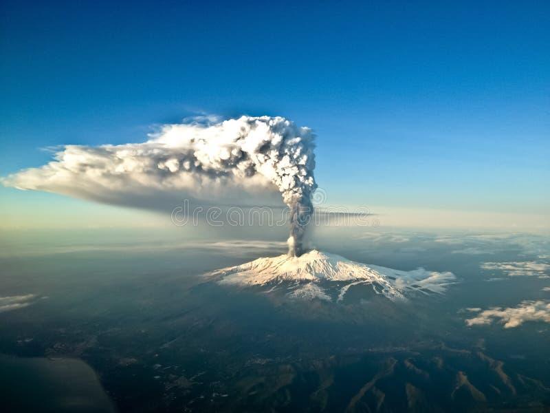 Etna στοκ φωτογραφία με δικαίωμα ελεύθερης χρήσης