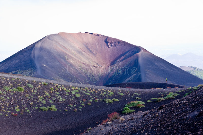 Download Etna stock photo. Image of lavica, extinct, eruptive, abyss - 5661530