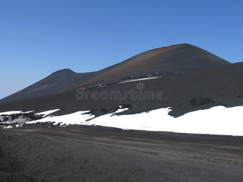 etna góry obrazy stock