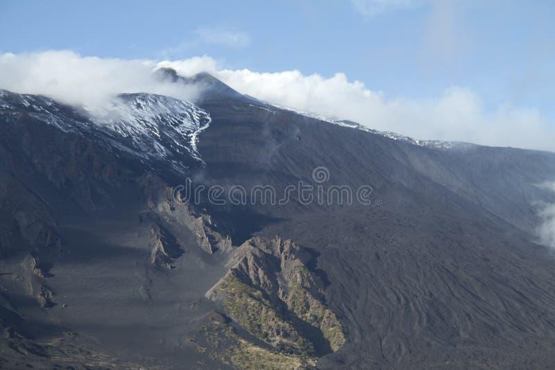 Etna, Serra Giannicola obraz stock