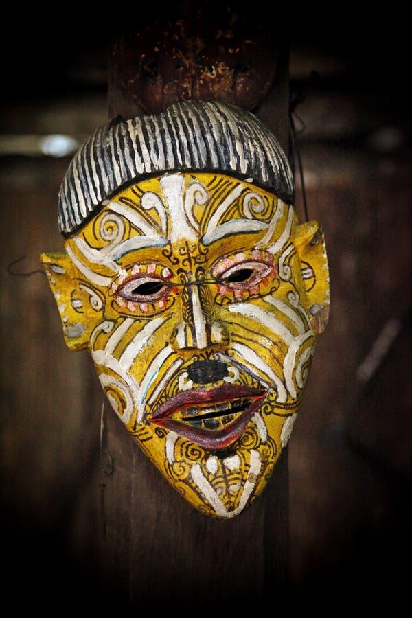 Etniczna maska obraz royalty free