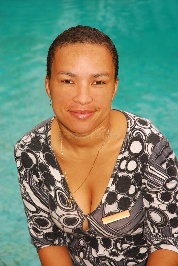 etnisk kvinna fotografering för bildbyråer