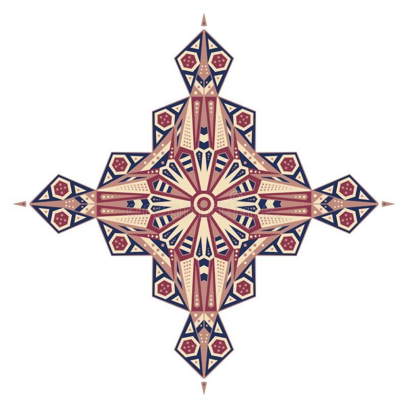 etnisk modell royaltyfria foton