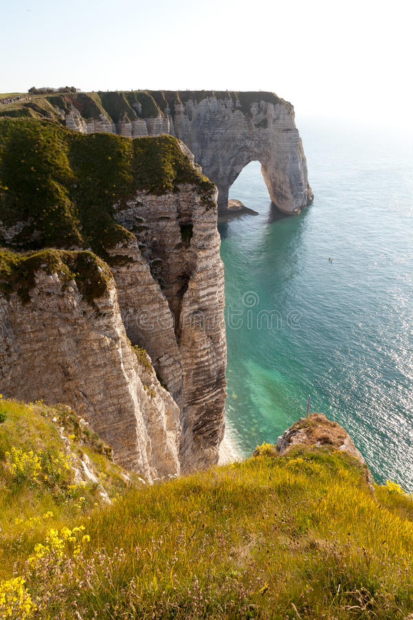 Free Etretat Royalty Free Stock Photo - 19976795