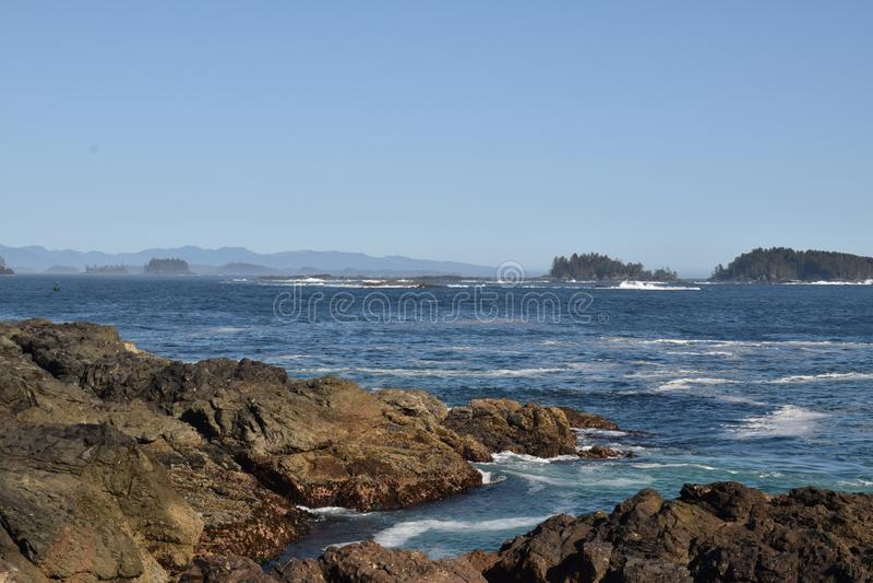 Ett annat stycke av havet royaltyfri bild