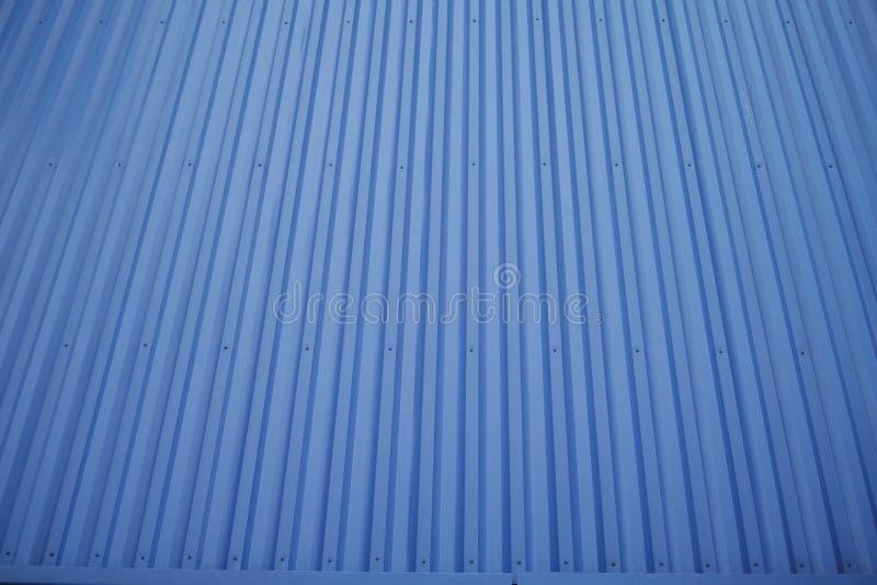 Ett blått tak arkivbilder