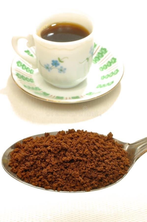 Ett bra kaffe för en bra uppvaknande i morgonen 02 arkivfoto