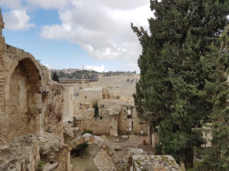 Ett hörn av Israel arkivfoton