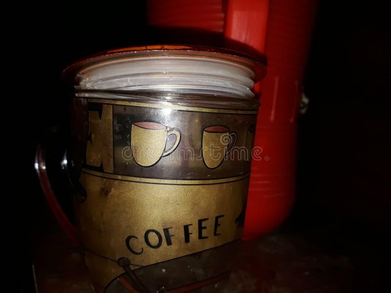 Ett kaffe rånar royaltyfria bilder
