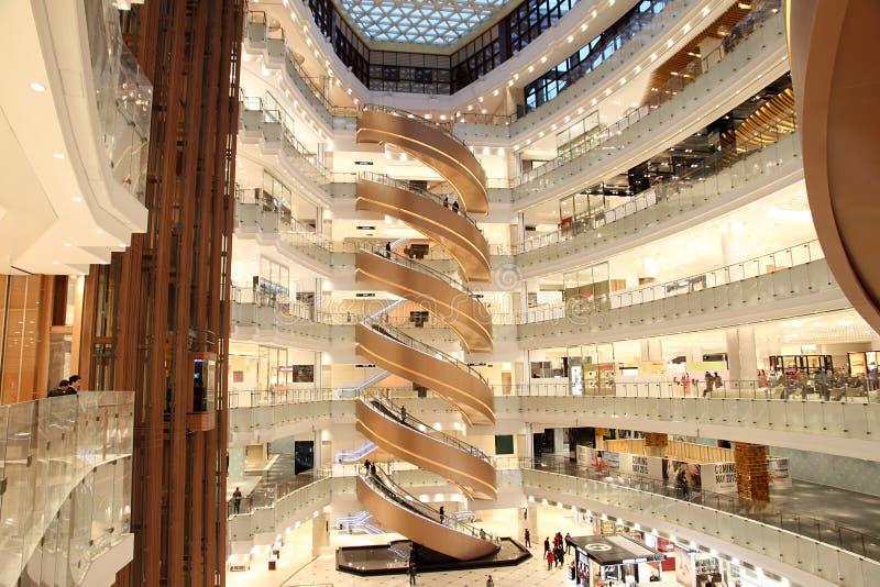 Ett nytt DAIMARU-lager i Shanghai royaltyfria bilder
