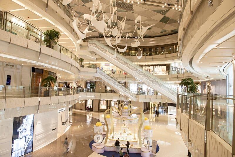 Ett nytt iapmlager i Shanghai royaltyfria bilder