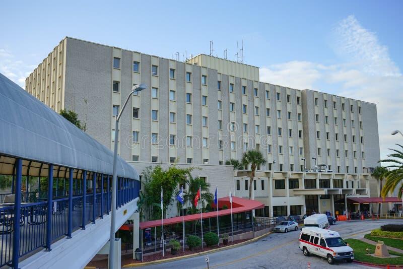 Ett sjukhus arkivbilder