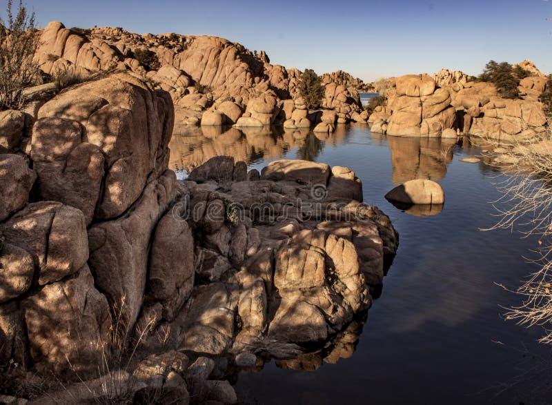 Ett ställe som ska reflekteras fotografering för bildbyråer