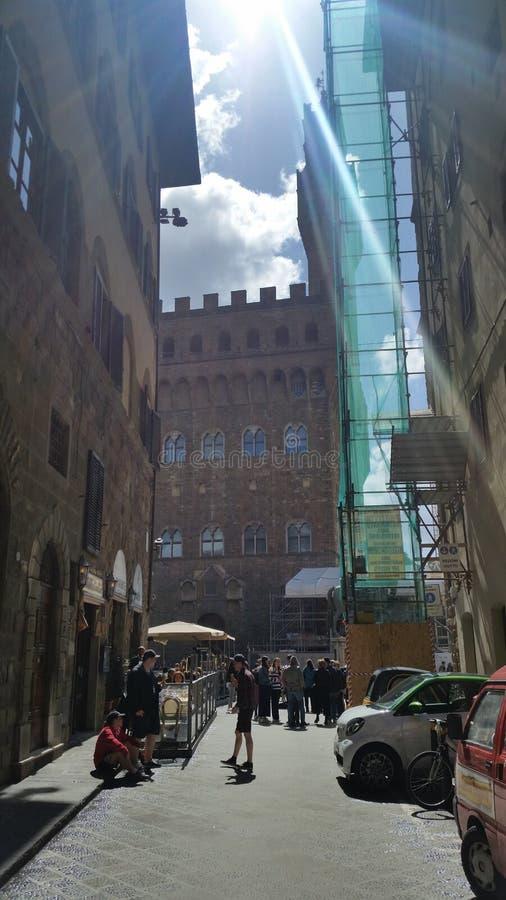 Ett stycke av Florence arkivbilder